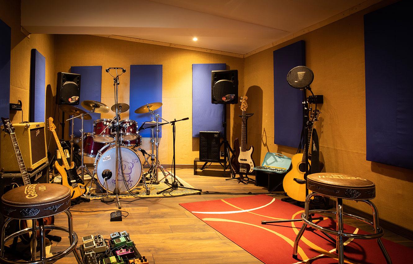 location studio d'enregistrement professionnel paris